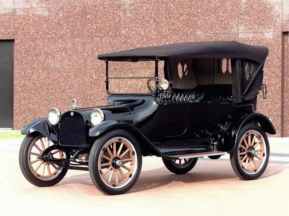 Те, кому за100: самые старые производители автомобилей— фото 589236