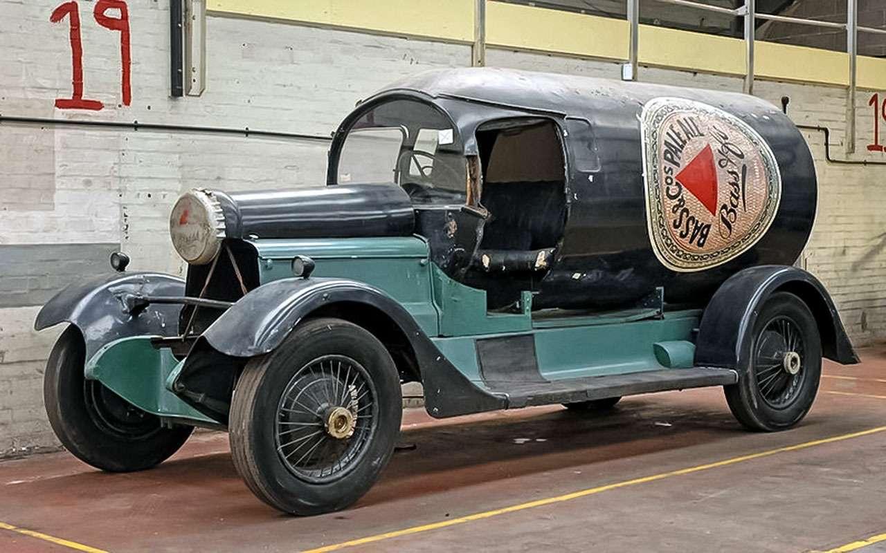 Самые дорогие автомобили вистории России (считаем вбутылках водки)— фото 771055