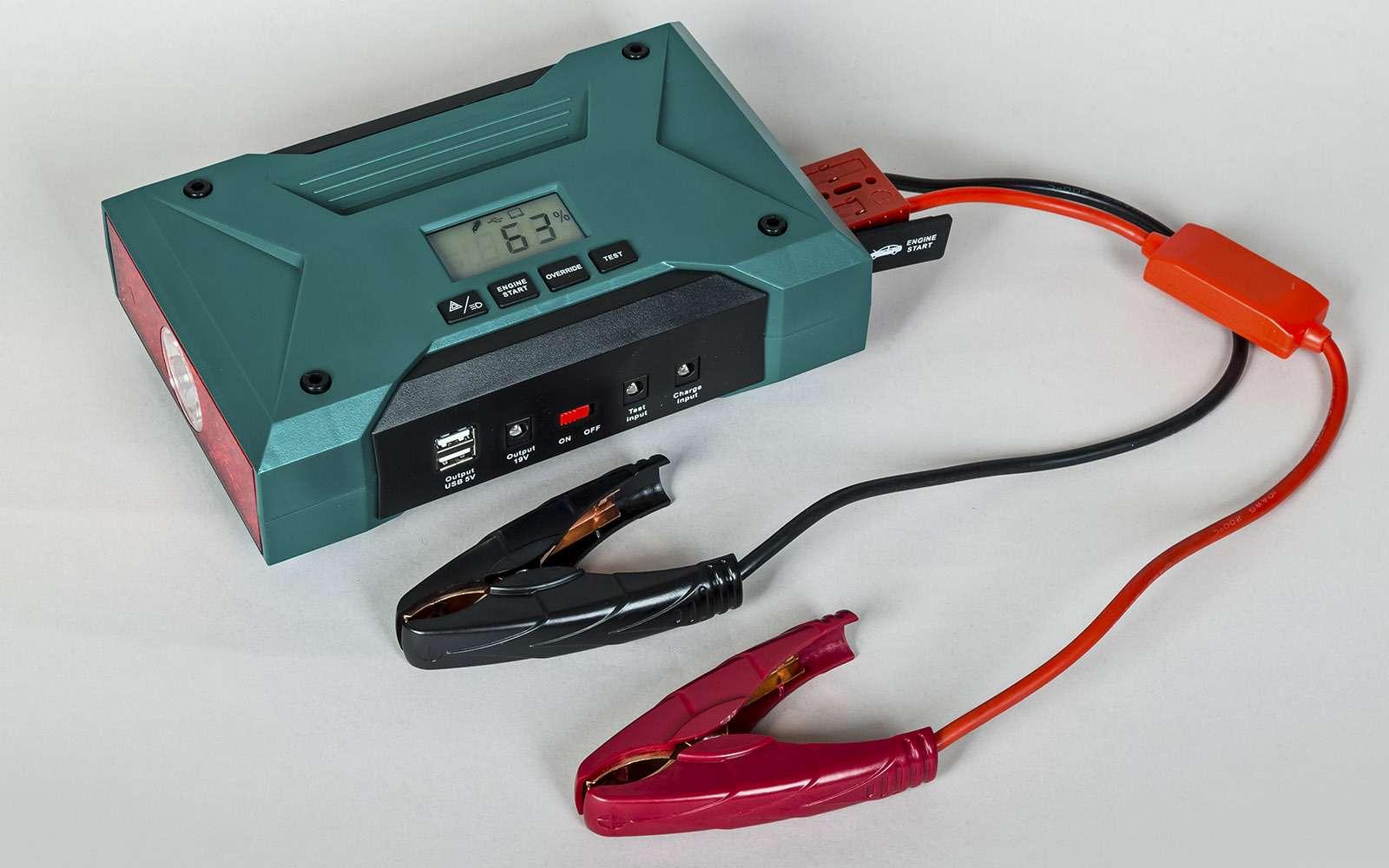 Испытываем пусковые устройства разных типов— фото 667105