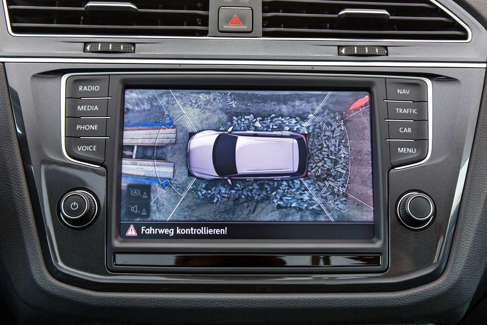Тест нового Volkswagen Tiguan: победа экологов надавтоспортсменами— фото 594454