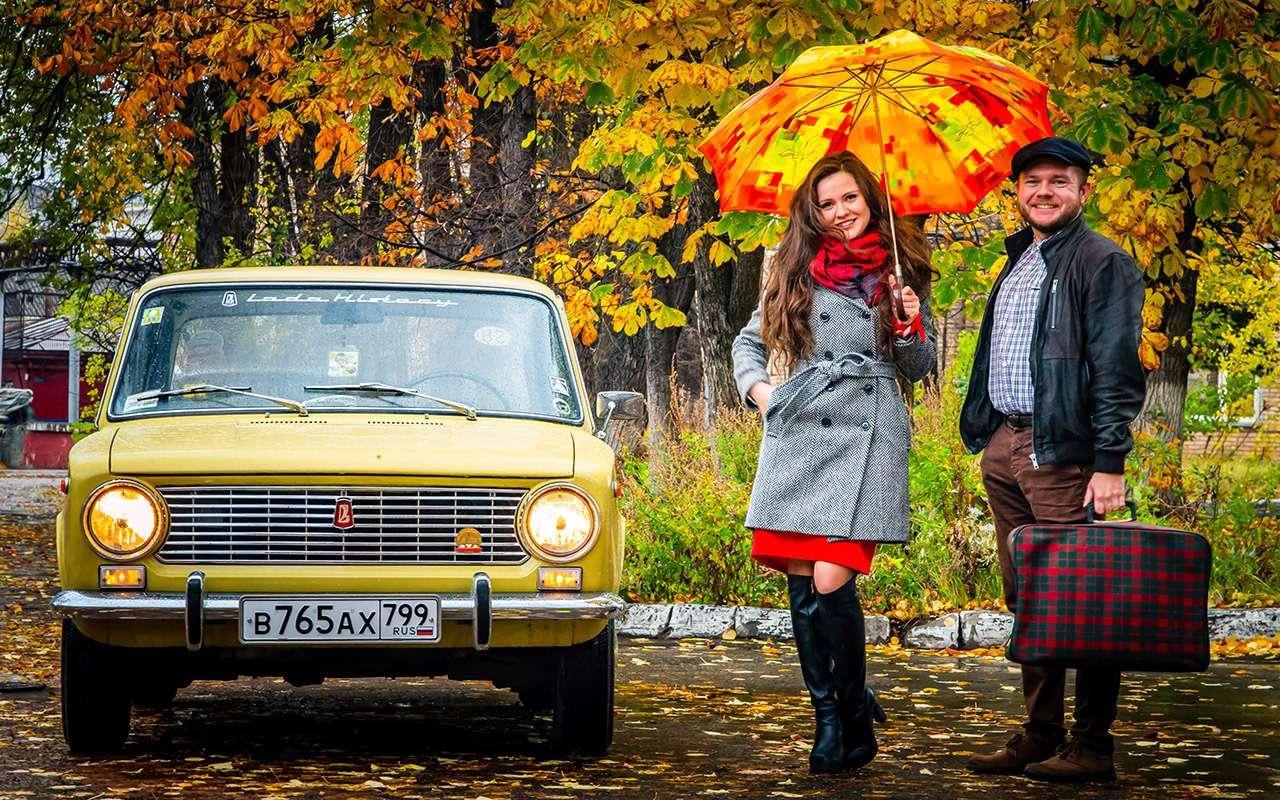 «Копейка», «двушка», «электричка»... Все семейство Жигулей к юбилею ВАЗ-2101 - фото 1117338