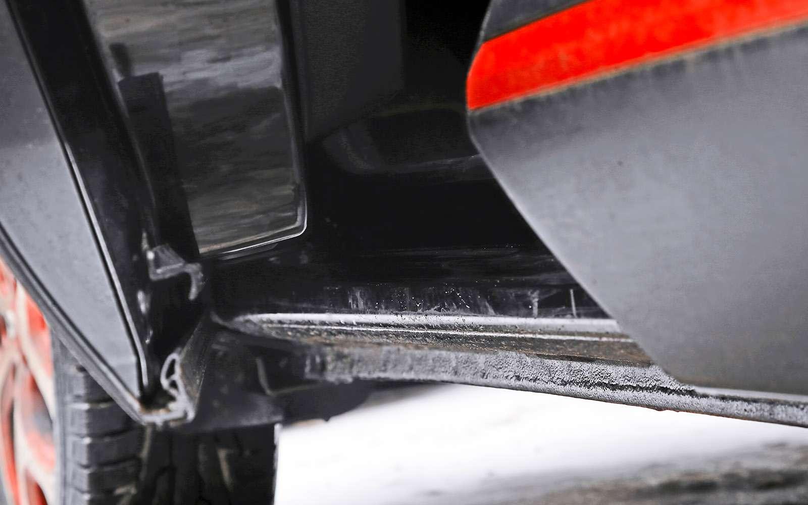 Renault Kaptur изпарка ЗР: зимние расходы— фото 700134