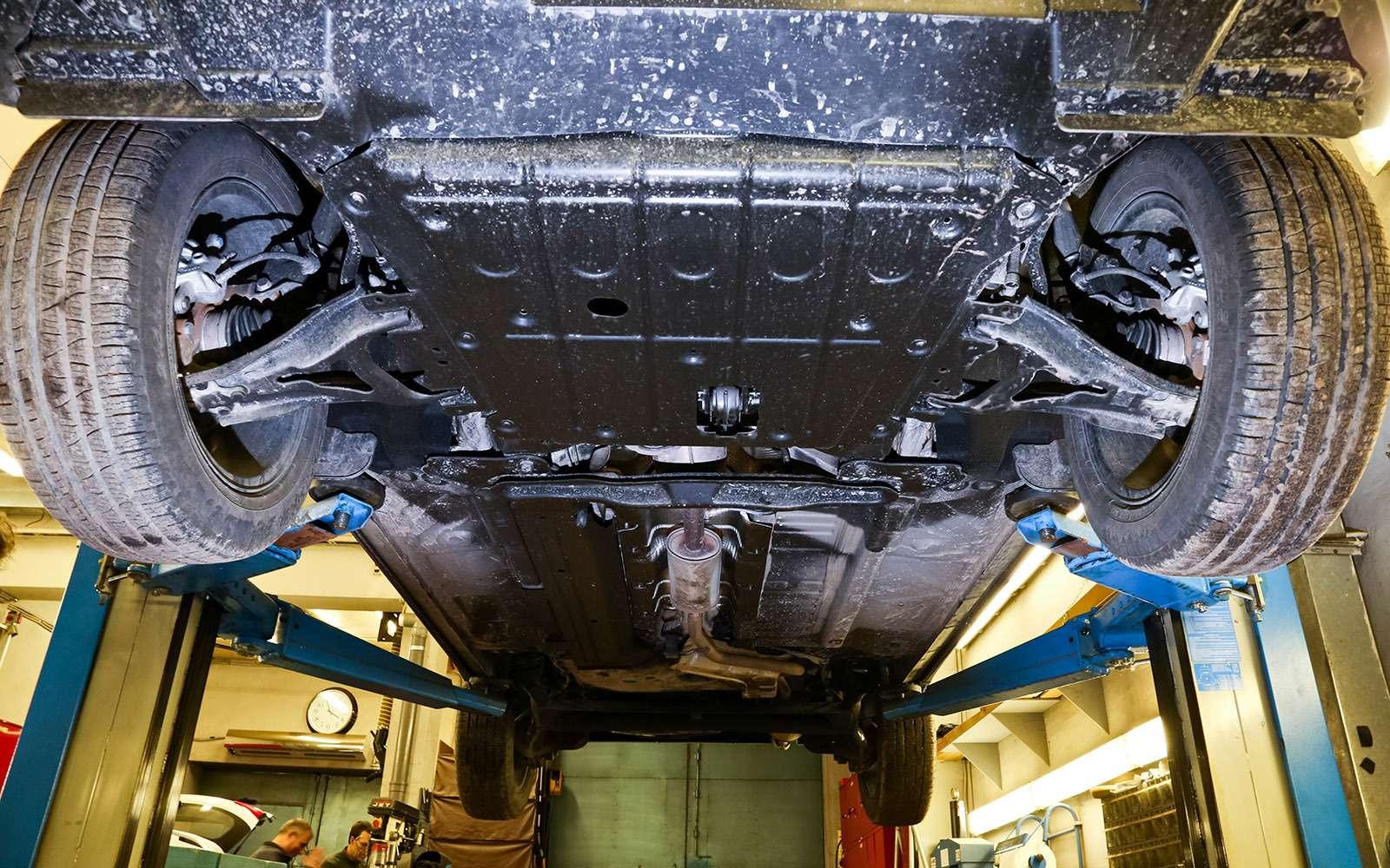 Hyundai Creta, Renault Kaptur, Kia Soul, Lada XRAY: разборка переднеприводных— фото 657351