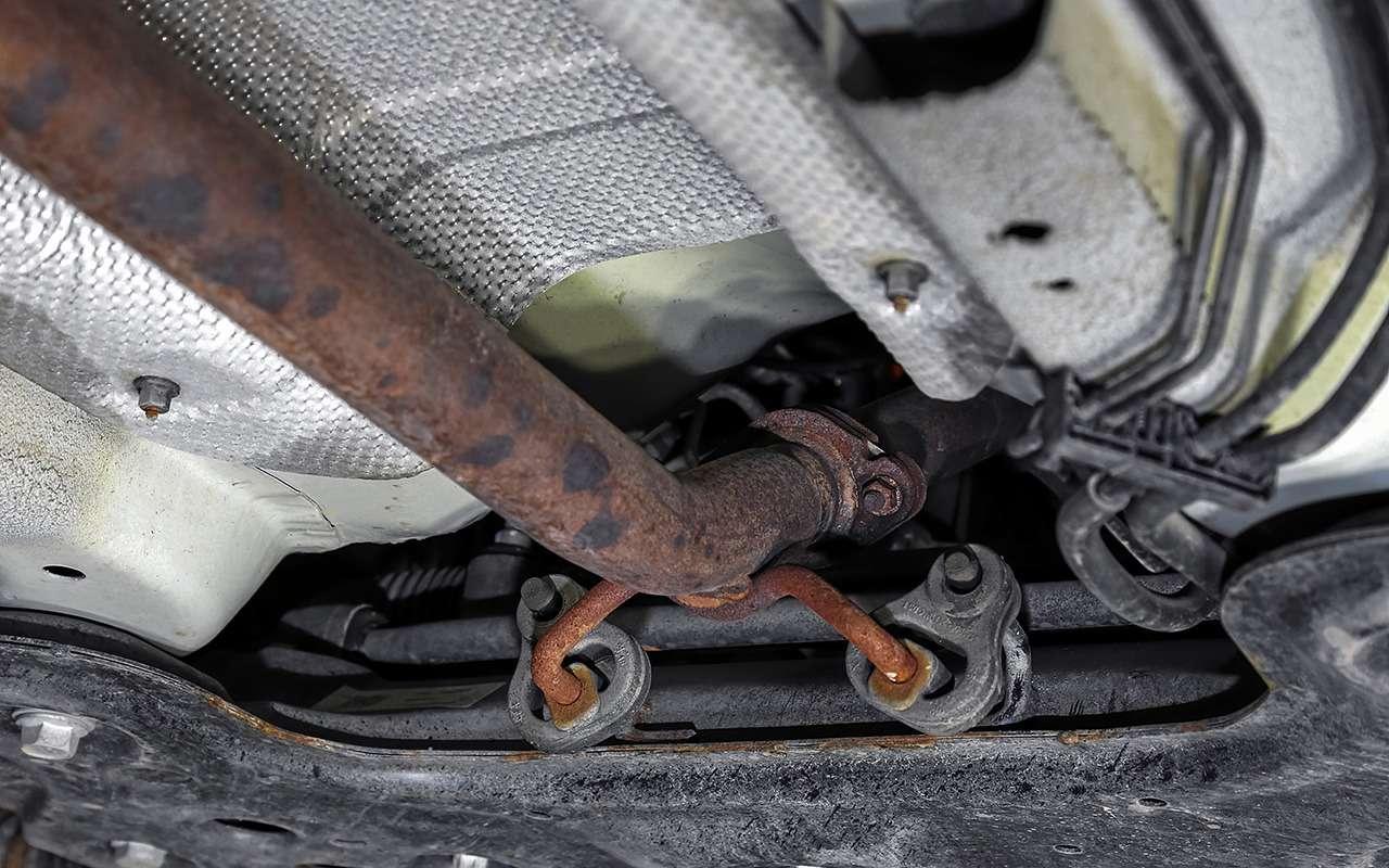 Chevrolet Cobalt иЛада Веста— большой тест— фото 1224466