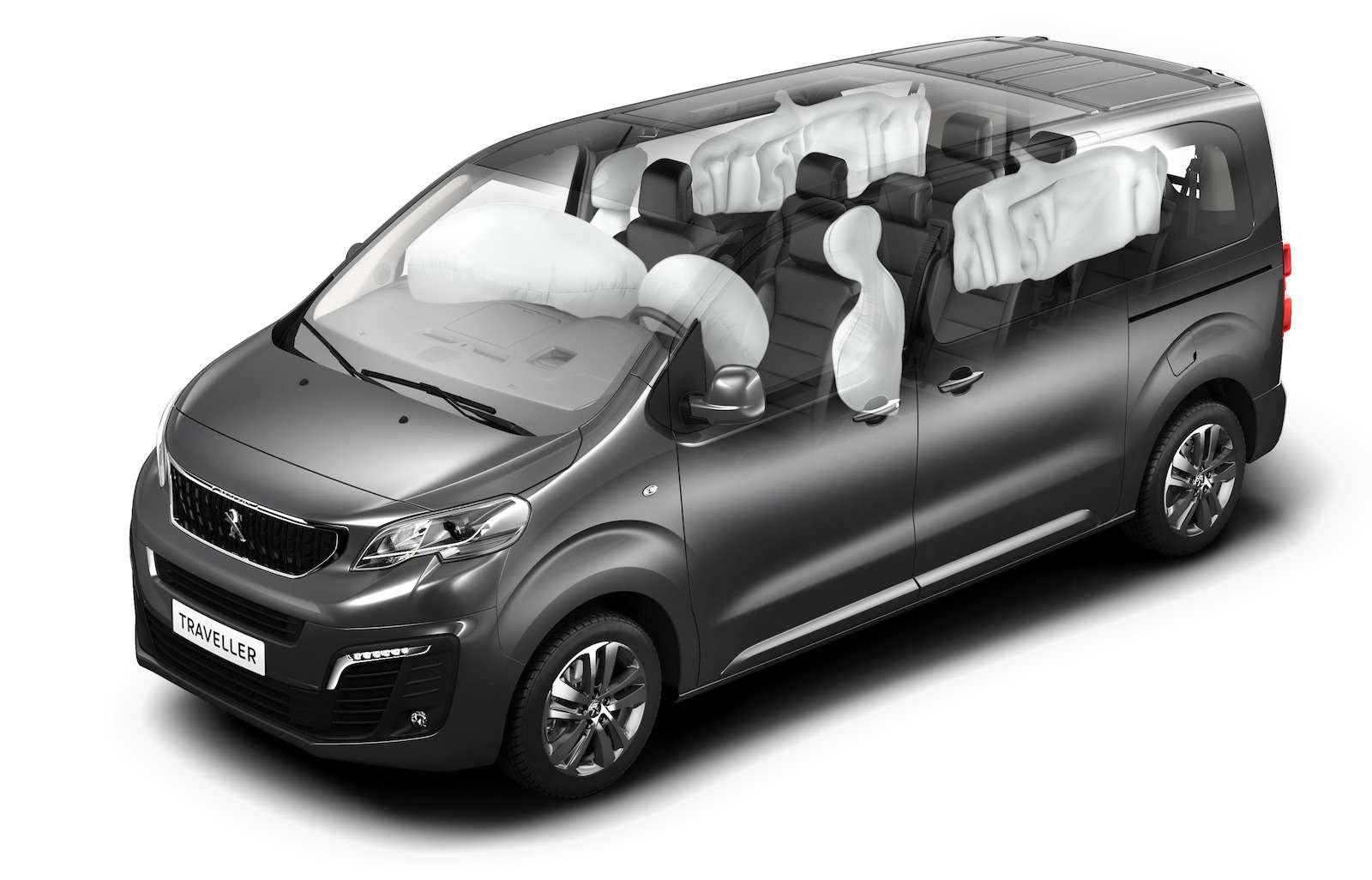 Peugeot Traveller VIP Business: сообразим насемерых?— фото 905197
