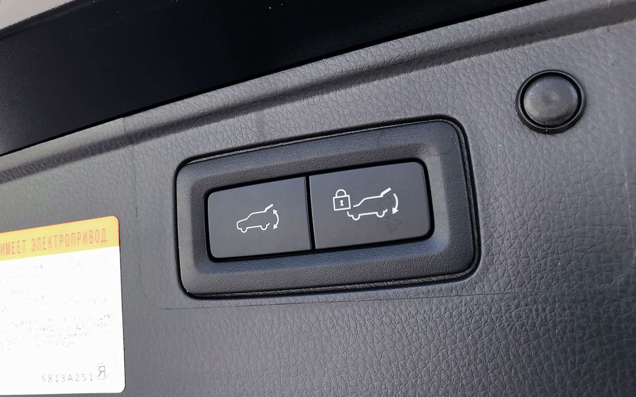 Mitsubishi Pajero Sport 2021— все обновления— фото 1267699