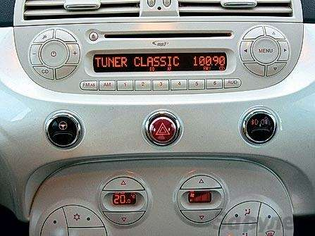 Тест Fiat 500, Mini Cooper S: Детский мир— фото 90560