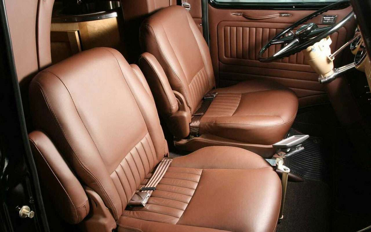 Кастомный Chevrolet Tourliner 1954 года— дом набазе хот-рода— фото 1030664