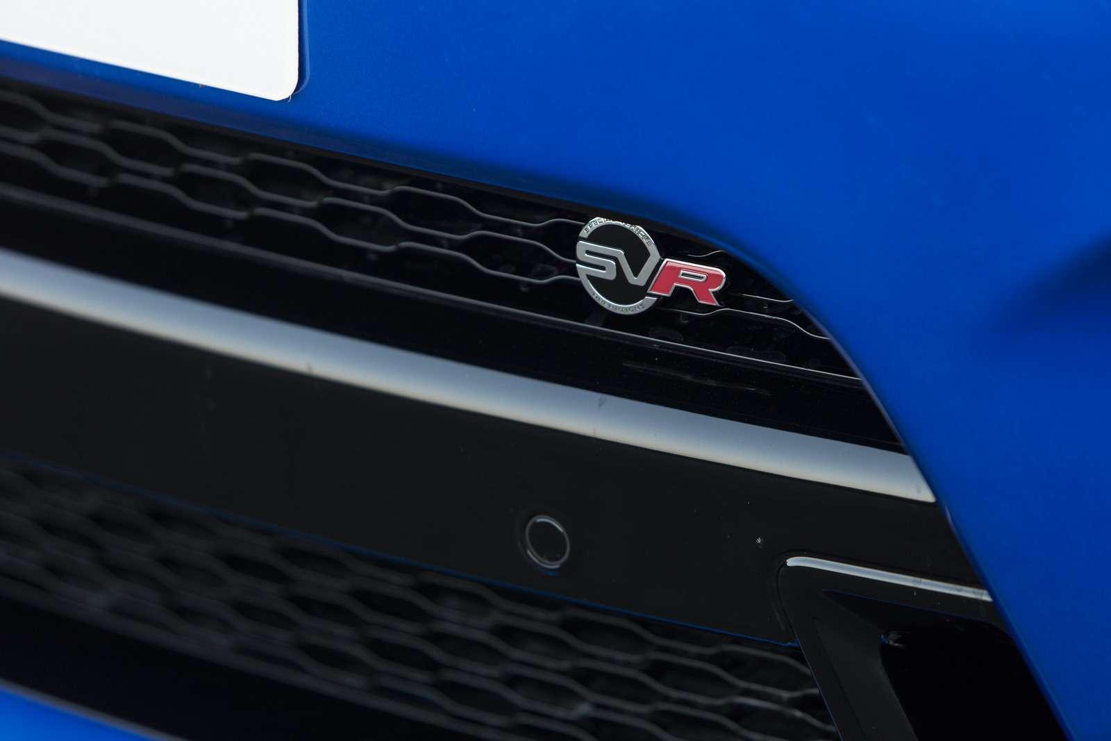 Range Rover Sport SVR оказался быстрее Ferrari нагорной дороге— фото 853294