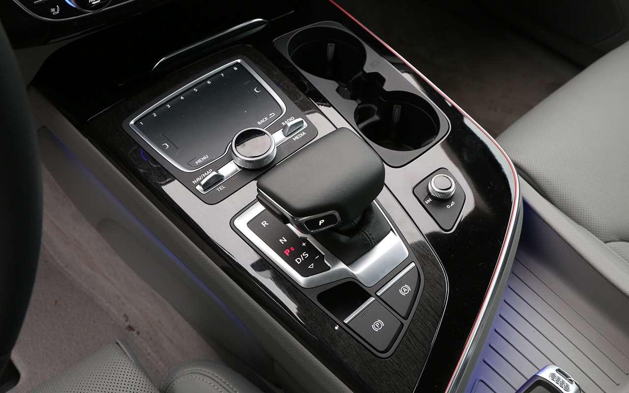 Audi Q7(2015— ...): нашли все проблемы— фото 1241525