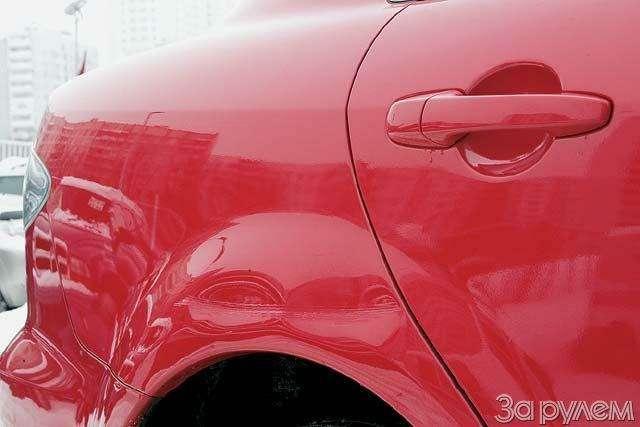 Mazda 6: ЖЕЛЕЗНАЯ ЛОГИКА— фото 66008