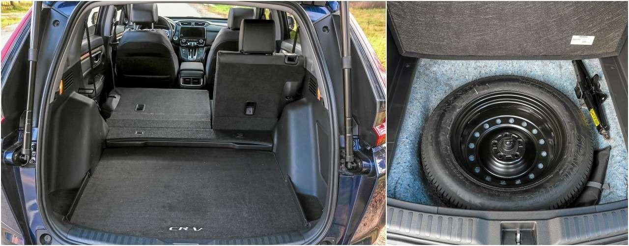 Тест обновленного кроссовера Honda CR-V— фото 1210050
