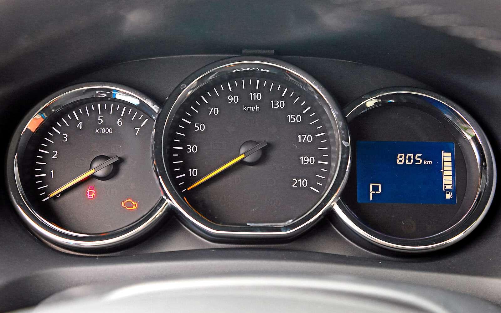 Секретные функции Renault Koleos, Duster, Logan идругих моделей— фото 878827
