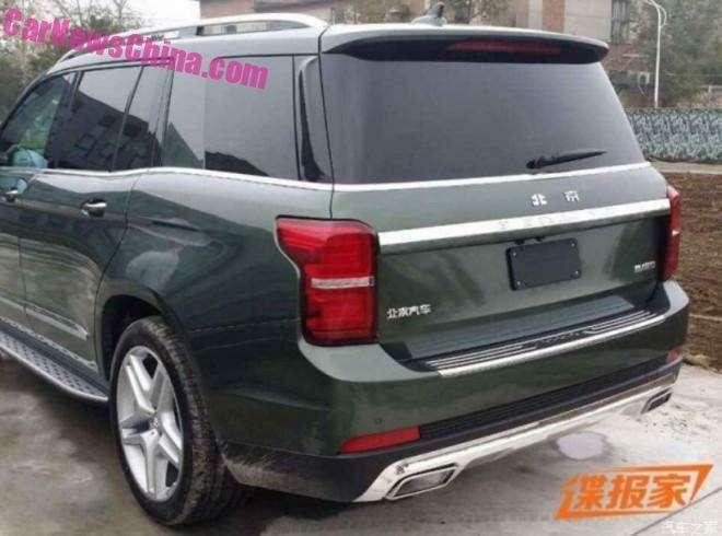 Beijing BJ90SUV 06