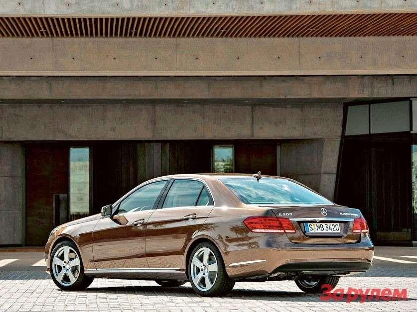 Mercedes Benz EClass  3b
