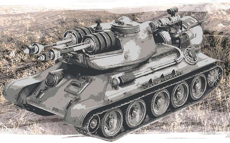 Танк, стреляющий молниями: неизвестный проект СССР