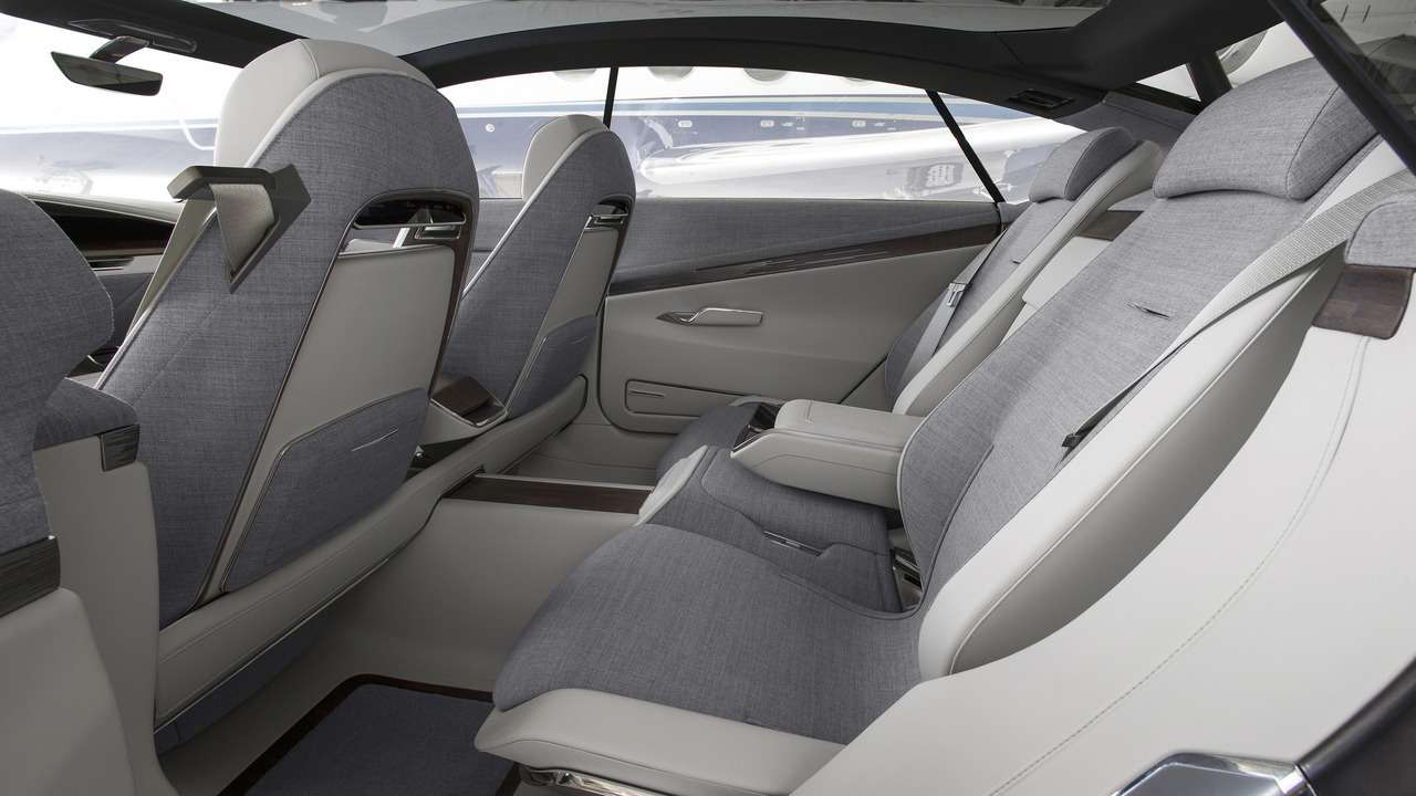 Безлишних букв: Cadillac Escala намекнул натоп-модель— фото 621437
