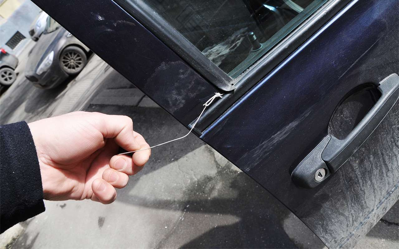 5 лайфхаков: как попасть всвою машину без ключей— фото 860296