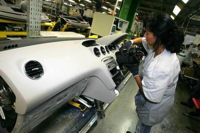 Завод Peugeot вСошо— фото 90241