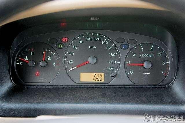 Тест-драйв Hyundai Accent, Chery Amulet. Восточные единоборцы— фото 65108