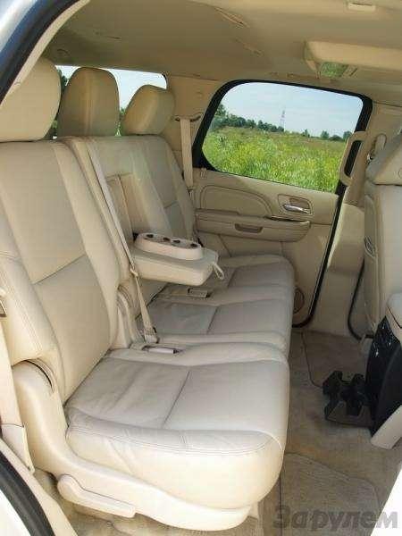 Cadillac Escalade: Риторический вопрос (ВИДЕО)— фото 344602