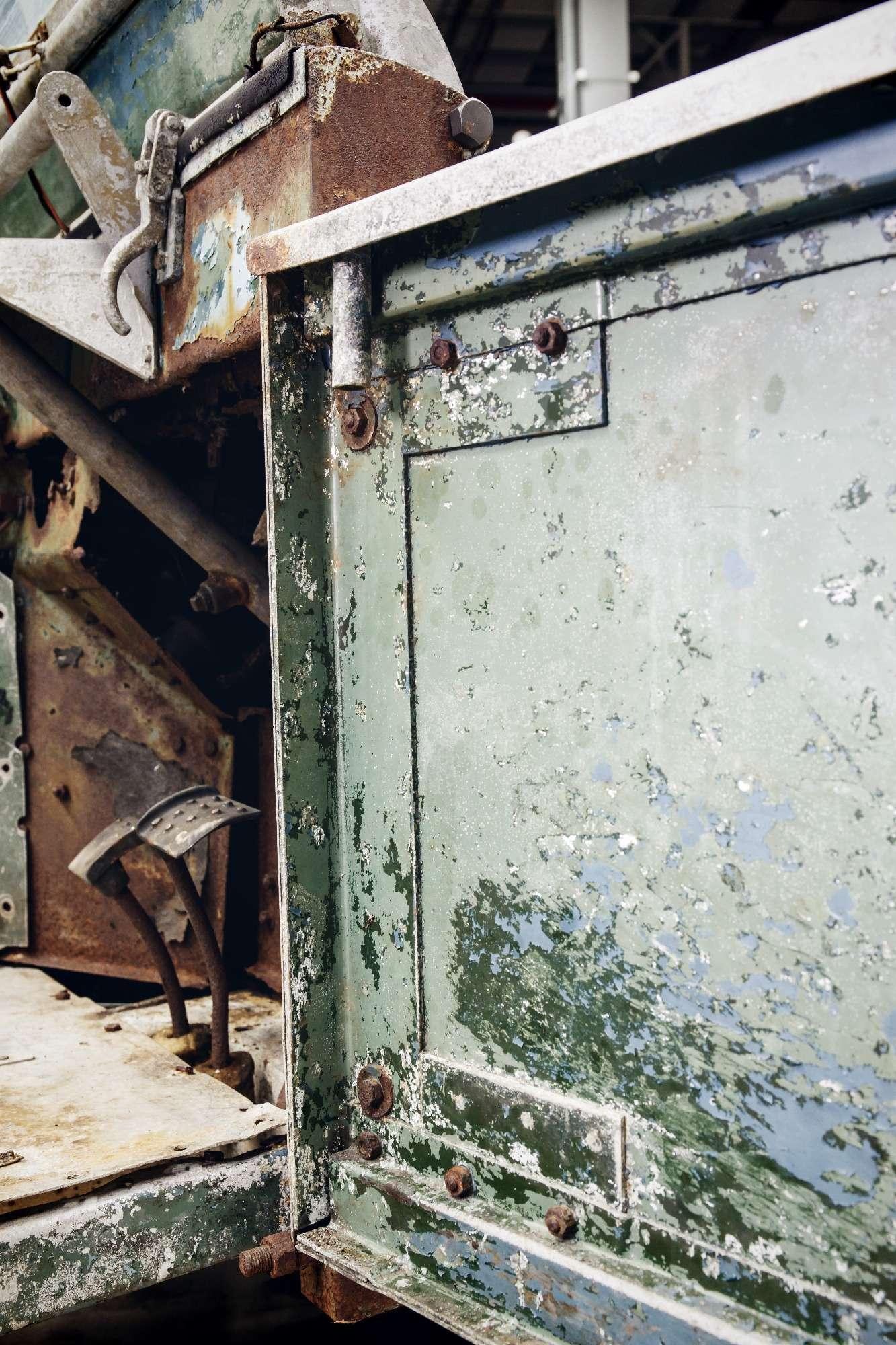 Land Rover нашел первый выпущенный компанией внедорожник— фото 834957