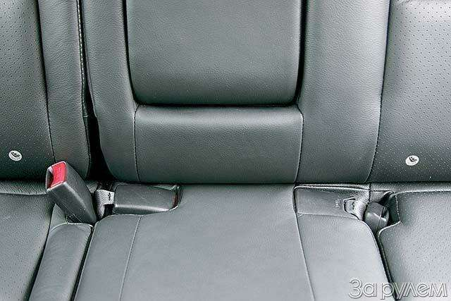 Mazda 6: ЖЕЛЕЗНАЯ ЛОГИКА— фото 66013