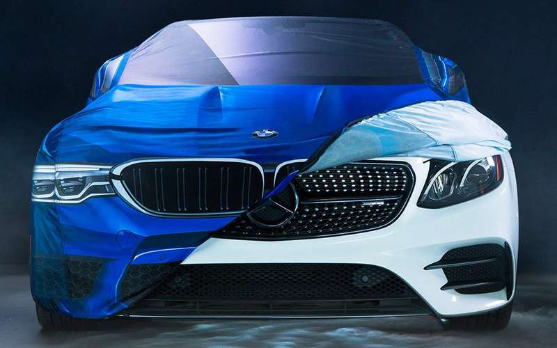 BMWпотроллил Mercedes-Benz и... получил «ответку»!