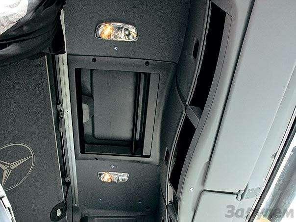Mercedes-Benz Actros: Короли большой дороги— фото 90818