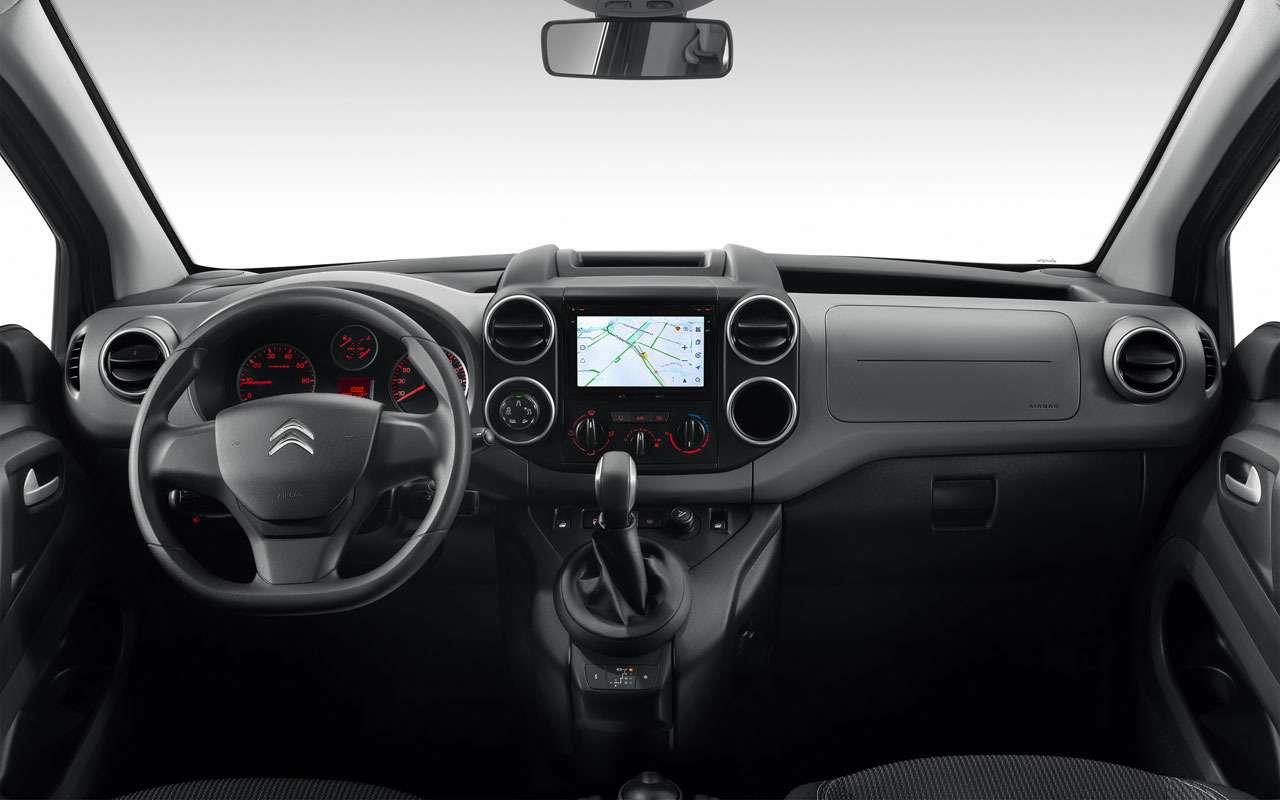Citroen начала продажи нового Berlingo Multispace— фото 1233307
