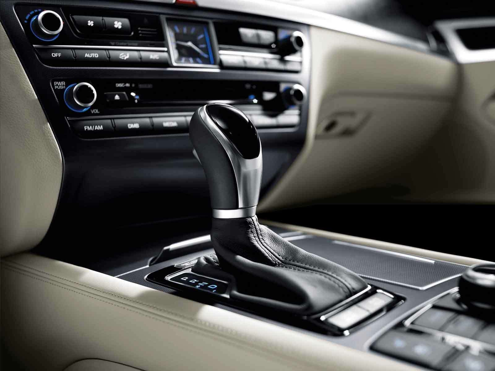 DH_Gear shifter knob