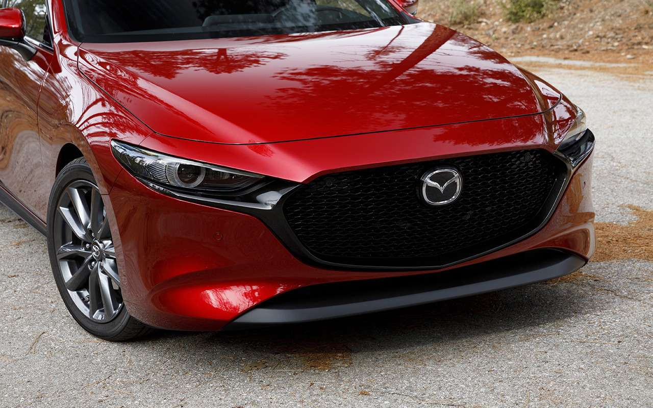 Новая Mazda 3: цены икомплектации— фото 980473