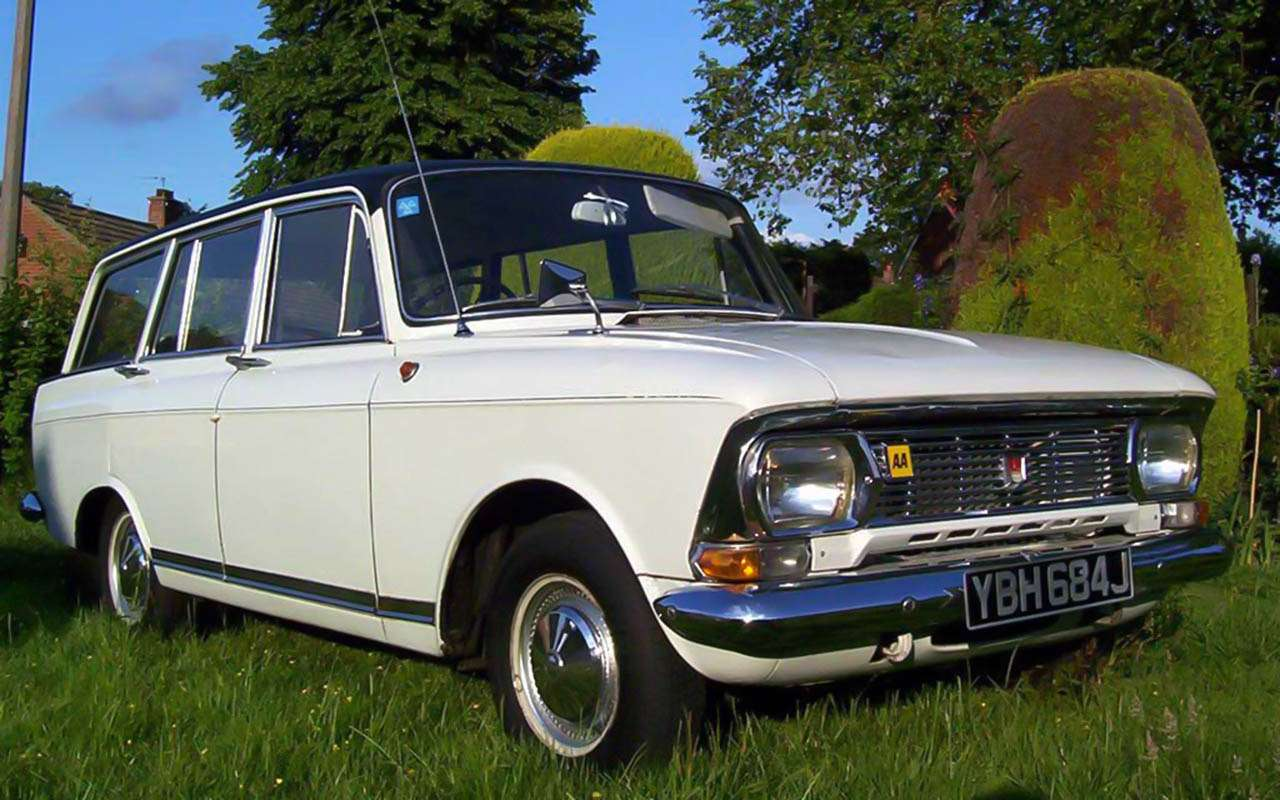 18советских автомобилей справым рулем— итакое было!— фото 980928