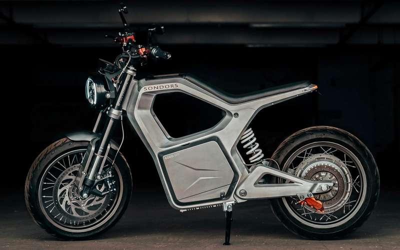 Sondors Metacycle— необычный мотоцикл длягорода