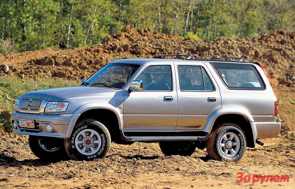 Great Wall SUV