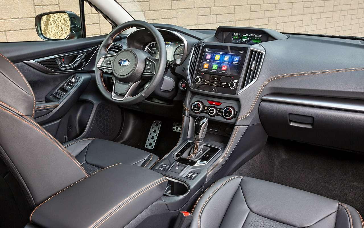 Новый Subaru XV— тест-драйв ЗР— фото 809508