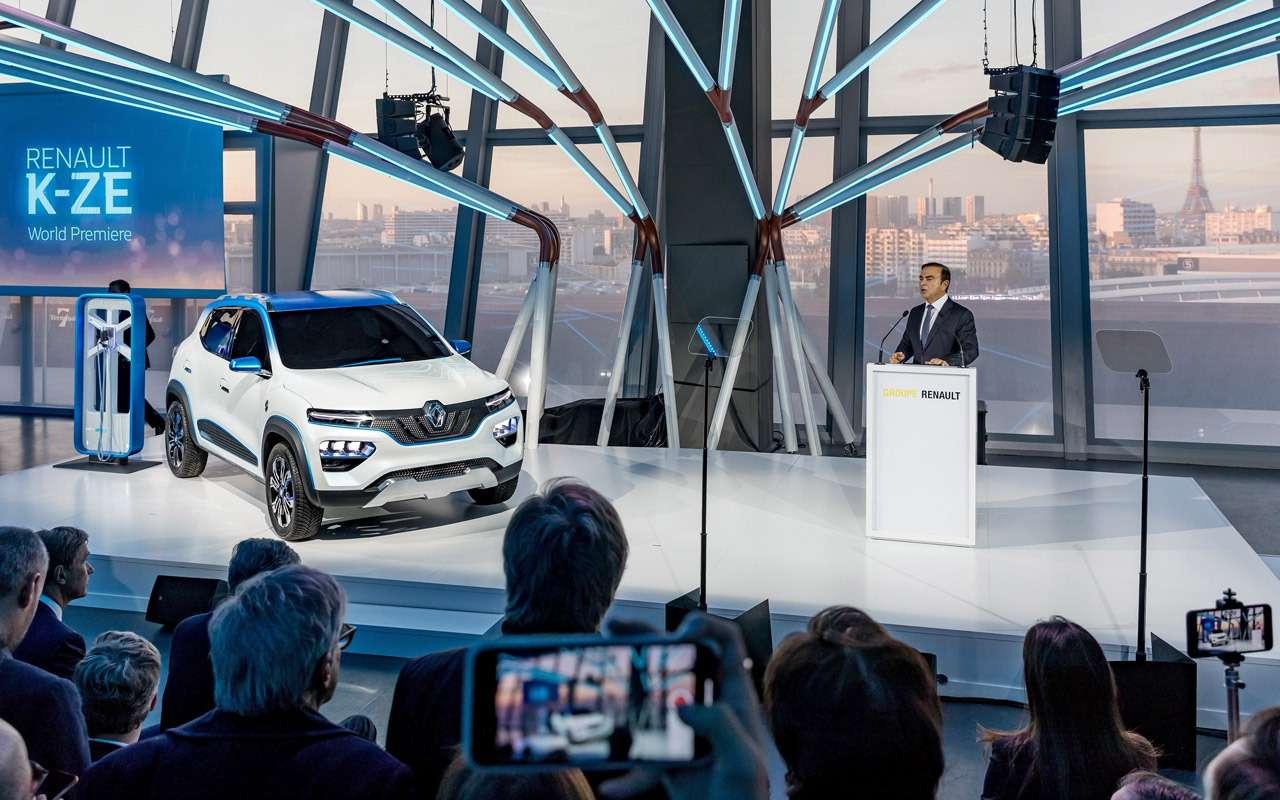 Renault привезла вЕвропу свой самый дешевый кроссовер. Ноневсе так просто— фото 910563