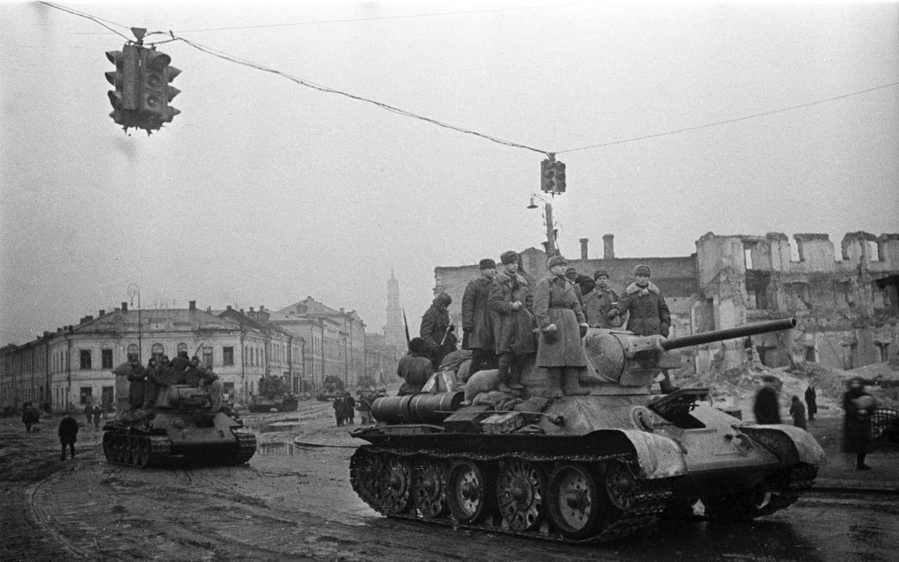 Тримифа иодна правда олегендарном танке Т-34— фото 928459