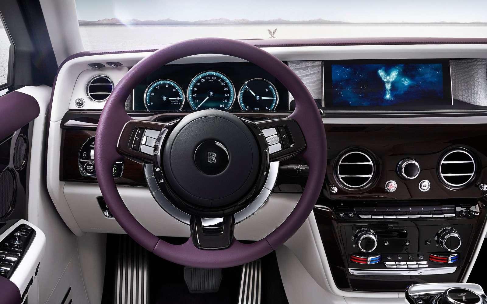 6 роскошнейших серийных автомобилей вмире— фото 802180