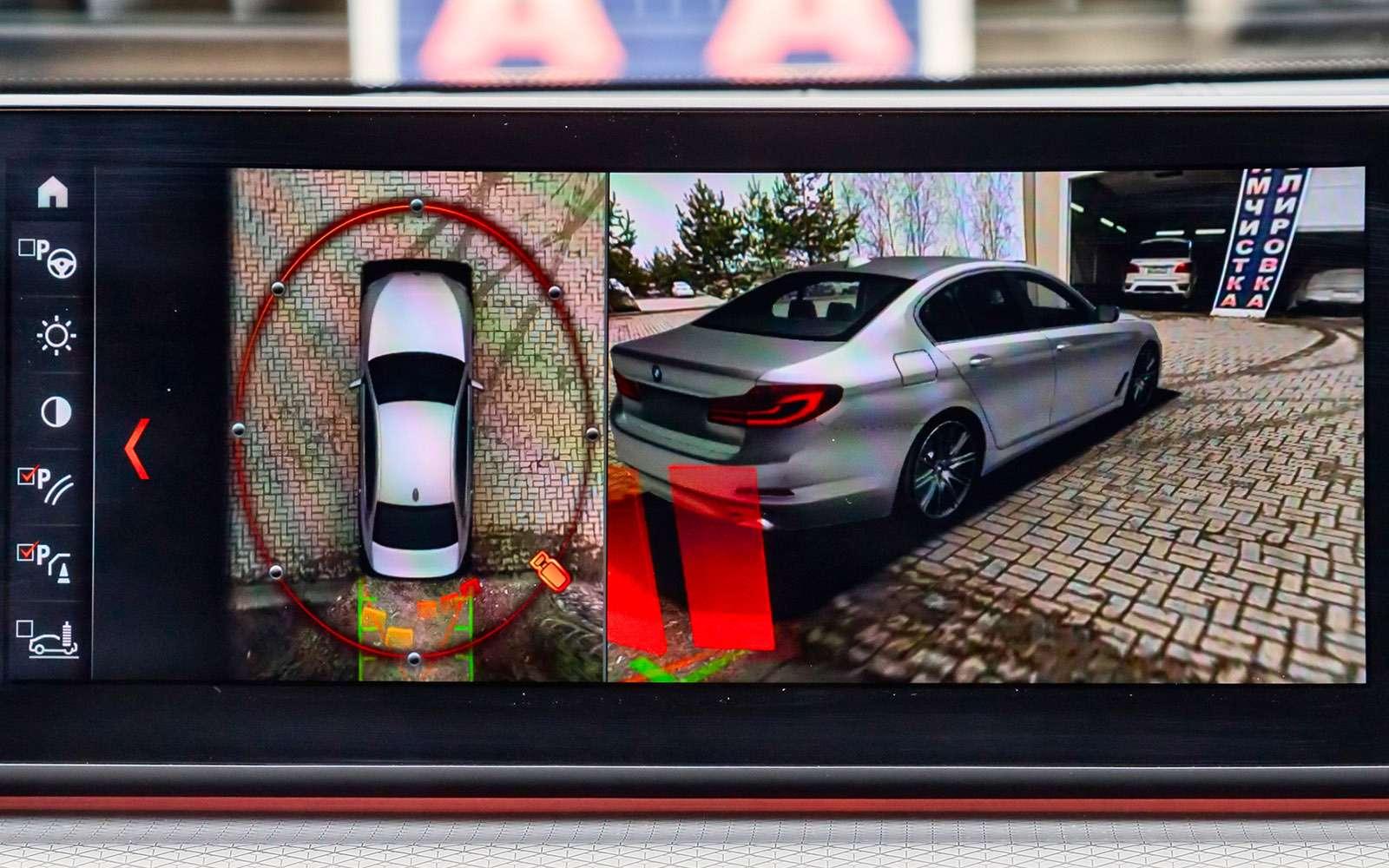 BMW5-й серии против конкурентов: кто напять?— фото 743818