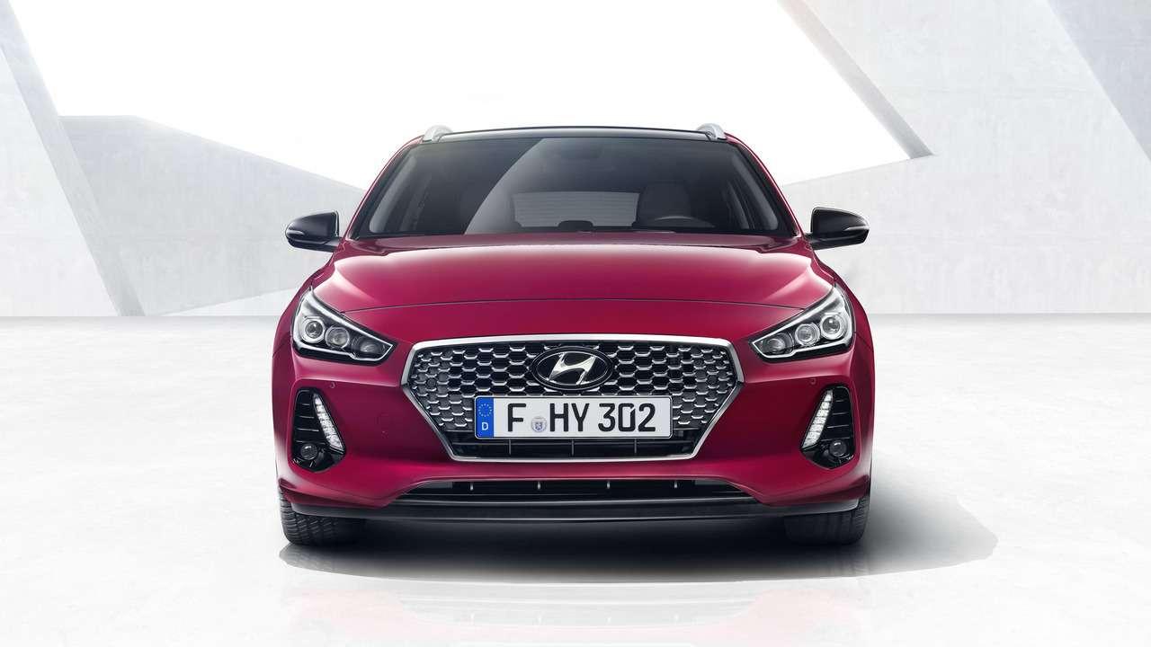 Влезет все: Hyundai представила i30 Tourer— фото 711009