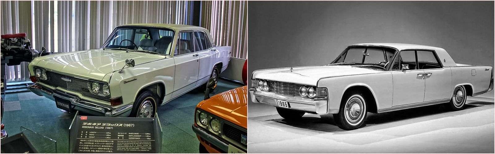 Первые автомобили-клоны: британцы, немцы, шведы...— фото 779926