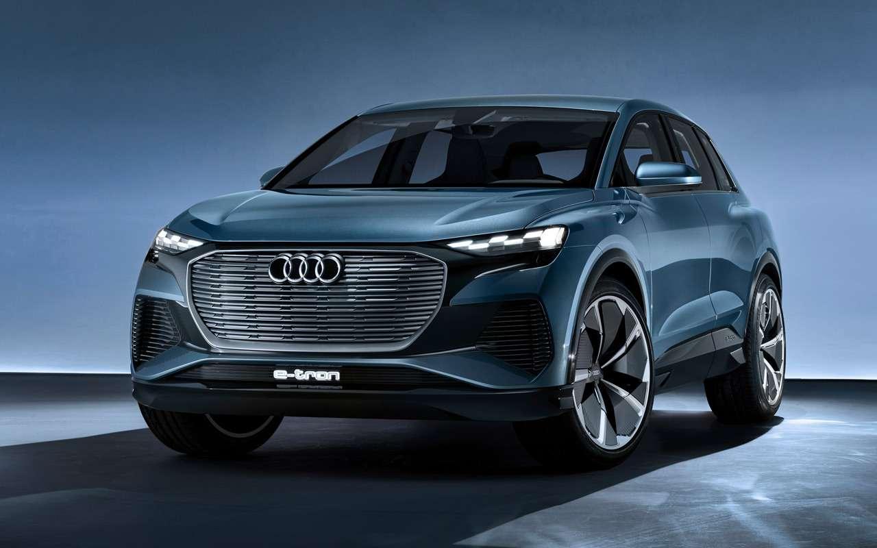 7 фактов оновом кроссовере Audi— фото 954525