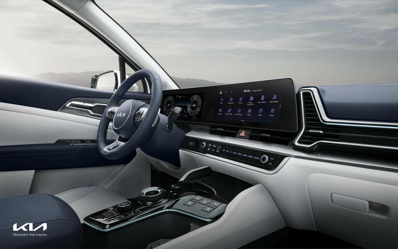Новый Kia Sportage: моторы, коробки идругие подробности— фото 1259755