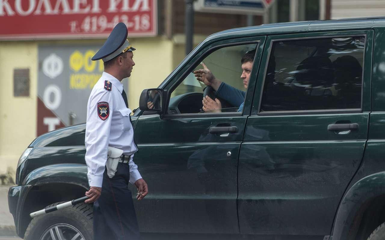 Раскрыты неожиданные причины лишения водительских прав