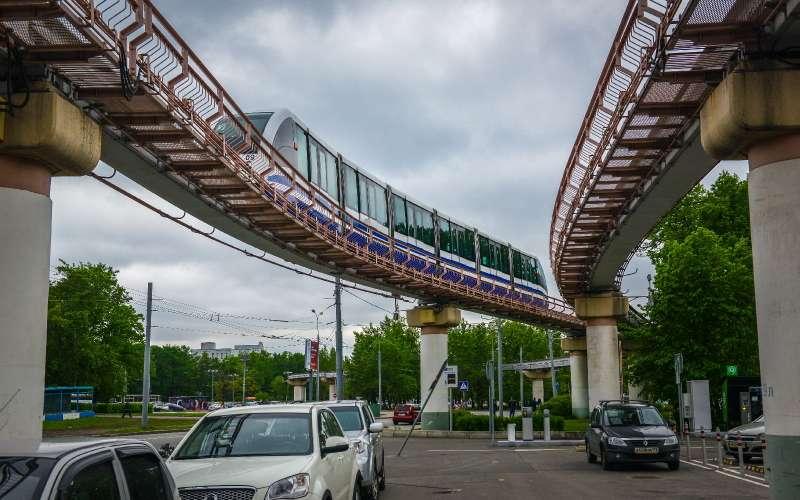 Московскому монорельсу подписали приговор: линию демонтируют
