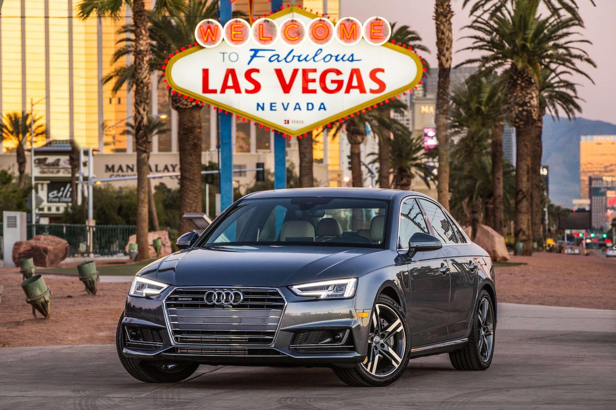 Audi знает осветофорах всё— фото 676059