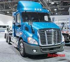 Дизели американских trucks тоже конвертируют наметан