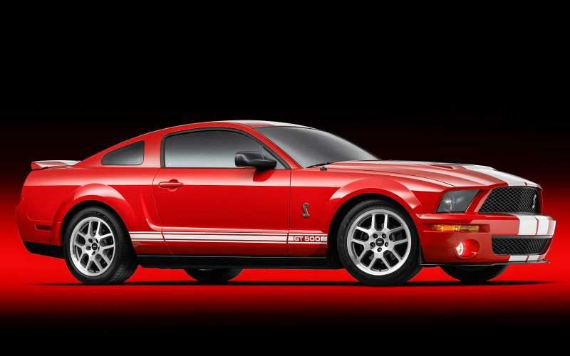 Ford Mustang, 2003-2014
