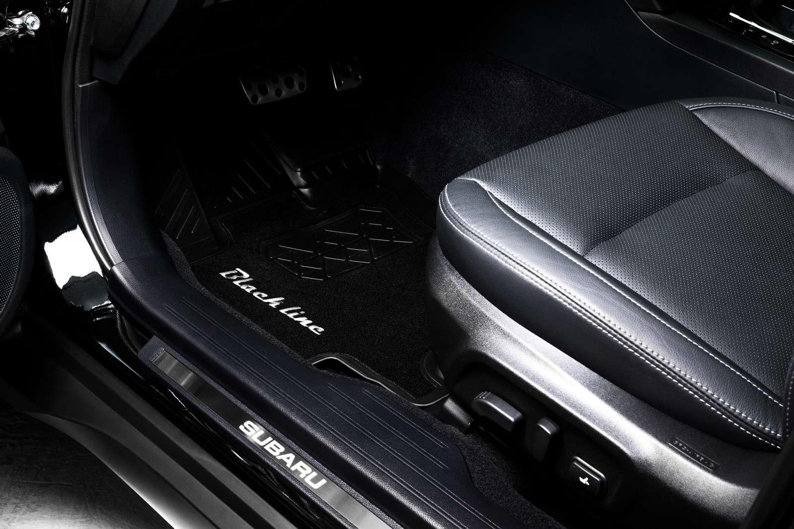 Новая версия Subaru Outback Black Line: уже скоро в России — фото 996751